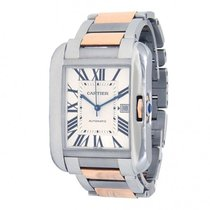 Cartier Tank Anglaise W5310006 2000 pre-owned