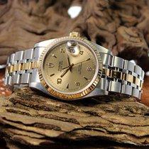 Tudor Price Date Stahl Gold