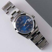 Rolex Lady-Datejust Staal 31mm Blauw Nederland, Maastricht