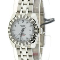 Tudor Classic Lady White Dial Stainless Steel