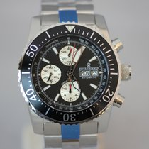 Revue Thommen Steel 45mm Automatic 17030.6137 new