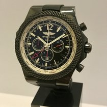 Breitling for Bentley GMT Chronograph Midnight Carbon