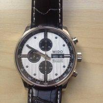 Mido Multifort Chronograph M005614A Automatic Panda Dial - ETA...