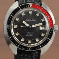 Bulova Oceanographer snorkel Vintage Diver´s Watch