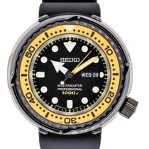 Seiko Marinemaster Black