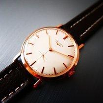 Longines 18k  Gold Luxury Dress Watch