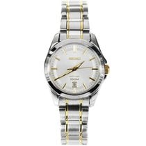 Seiko SXDF59P1 Seiko Classic Donna Lancette Dorate Acciaio 26mm new
