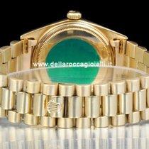 Rolex Day-Date 36 gebraucht 36mm Datum Gelbgold