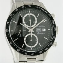 TAG Heuer CV 2010 Steel Carrera Calibre 16 41mm