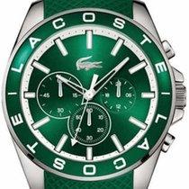 Lacoste , Men's watch, Westport Collection,  Green dial, 48...