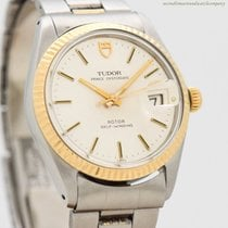 Tudor Prince Oysterdate Gold/Steel 35mm Silver No numerals United States of America, California, Beverly Hills