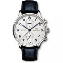 IWC Portuguese Chronograph new Automatic Chronograph Watch with original box and original papers IW371446
