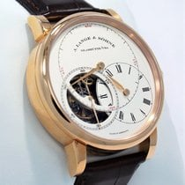A. Lange & Söhne Richard Lange Rose gold 41.9mm White Roman numerals United States of America, Florida, Boca Raton