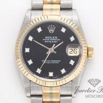 Rolex Cronómetro 31mm Automático usados Datejust (Submodel) Negro