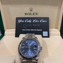 Rolex 126334-0002 Сталь 2020 Datejust 41mm новые