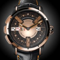 Christophe Claret Rose gold 45mm Automatic MTR.PCK05.021-040 new