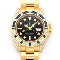 Rolex 116758SA Or jaune GMT-Master II 40mm occasion