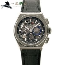 Zenith 95.9000.9004/78.R582 Titanium 44mm pre-owned United States of America, California, Los Angeles