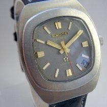 Eterna Eterna Sonic Stimmgabeluhr. Kaliber 1550. 360 T Esa 9162 1972 pre-owned