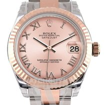 Rolex Lady-Datejust Steel 31mm Pink United States of America, New York, New York