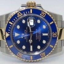 Rolex Submariner Date Gold/Steel 40mm Blue No numerals Australia, Sydney