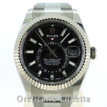 Rolex Sky-Dweller Сталь 42mm