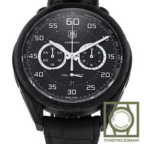TAG Heuer Carrera Calibre 1887 Carbone 45mm Noir Arabes