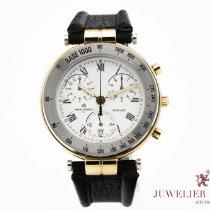 Michel Herbelin Gold/Steel 36,5mm Quartz Michel Herbelin Chronograph new