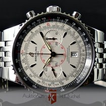Breitling A23340 Steel 2008 Montbrillant Légende 47mm pre-owned