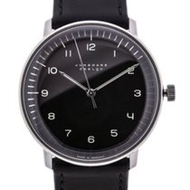 Junghans max bill Automatic Steel 38mm Black