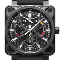Bell & Ross 46mm Manual winding BR01-TOURBILLON new United States of America, Florida, Sarasota
