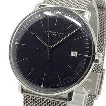 Junghans Steel 38mm Automatic 027/4002.44 new