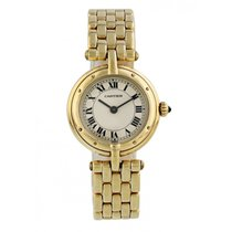 Cartier Cougar Yellow gold 24mm White United States of America, New York, New York