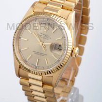 Rolex Day-Date 36 Yellow gold 36mm Champagne No numerals United States of America, California, Beverly Hills