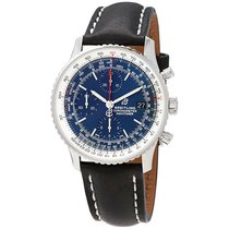 Breitling Navitimer Heritage Steel 41mm Blue United States of America, Florida, Miami
