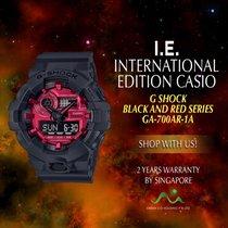 Casio G-Shock GA-700AR-1A New Steel Quartz Singapore, Singapore