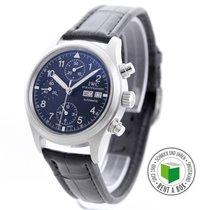 IWC Fliegeruhr Chronograph 3706-003 2002 gebraucht