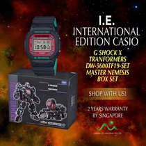 Casio G-Shock DW-5600TF19-SET nov