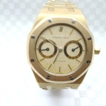 Audemars Piguet Royal Oak Day-Date Yellow gold Champagne