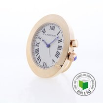 Cartier 2752 Ungetragen Rotgold 34mm Quarz