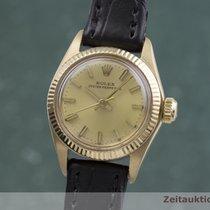 Rolex Oyster Perpetual 26 25mm Zlatan
