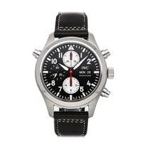 IWC Pilot Double Chronograph IW3718-13 usados