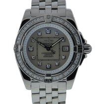 Breitling Cockpit Lady Steel 32mm Mother of pearl United States of America, California, Los Angeles