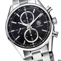 TAG Heuer Carrera Heritage 1887 Herrenuhr Chronograph CAR2110....