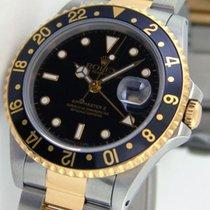 Rolex GMT-MASTER II 18K GOLD