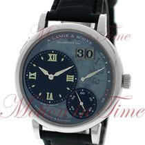 A. Lange & Söhne Grand Lange 1 Platinum 40.9mm Roman numerals United States of America, New York, New York