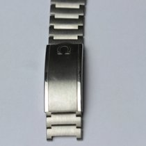 Omega Watchstrap Stainless Steel  18 mm
