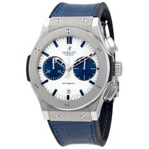 Hublot Classic Fusion Stainless Steel Chronograph Automatic