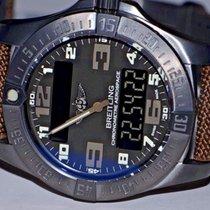 Breitling Aerospace EVO Titanium 43mm Black Arabic numerals United States of America, New York, Greenvale
