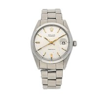 Rolex 6694 Steel 1969 Oyster Precision 34mm pre-owned